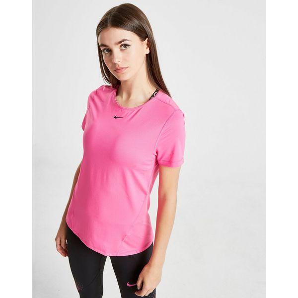Nike Pro Short Sleeve Training T-Shirt Dames