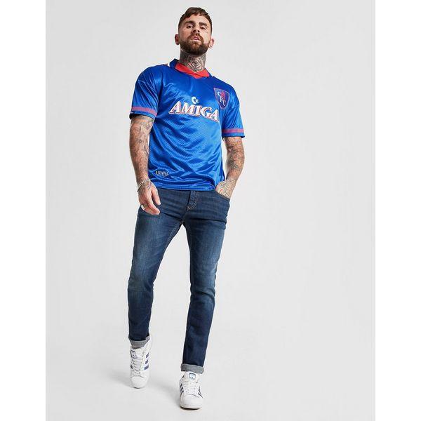 Score Draw Chelsea FC '94 Home Shirt Heren
