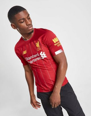 New Balance Liverpool FC 2019 Elite Home Shirt