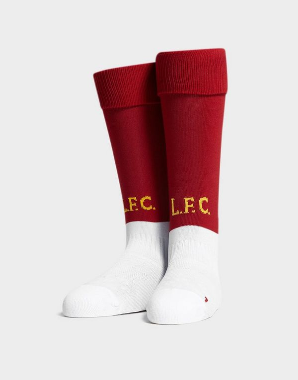 New Balance Liverpool FC 2019 Home Socks Junior