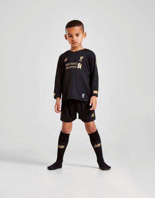 b386a8e0ee16a New Balance conjunto de portero Liverpool FC 2019 1.ª equipación infantil  (RESERVA)