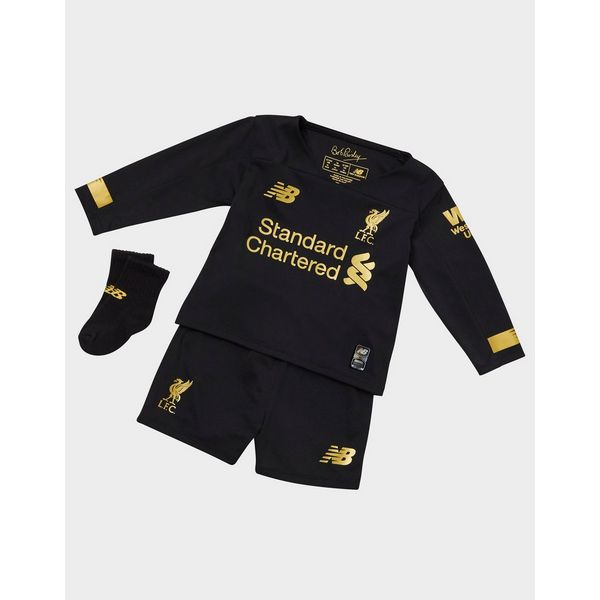 New Balance Liverpool FC 2019 Goalkeeper Kit Baby's
