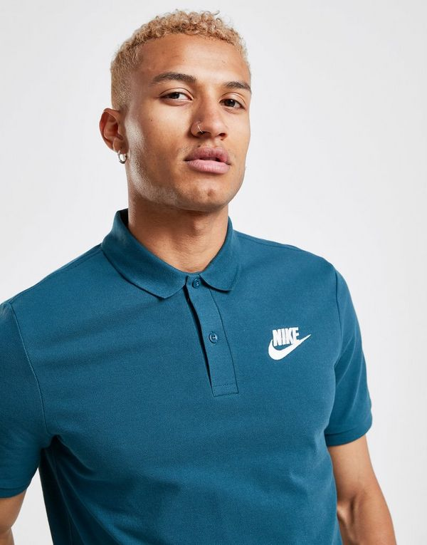 Nike Foundation Polo Pique Shirt Heren