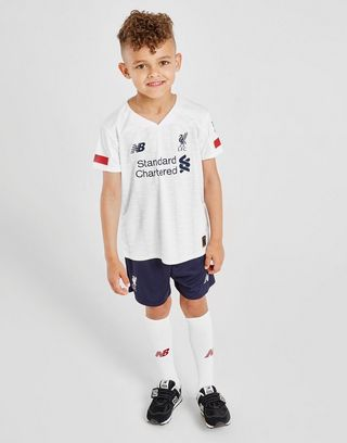 sneakers for cheap 10e29 c20a3 New Balance Liverpool FC 2019/20 Away Kit Children | JD ...