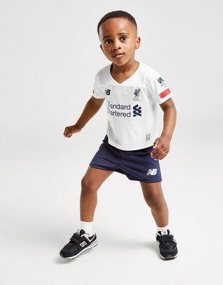 finest selection 8627c 130b2 New Balance Liverpool FC 2019/20 Away Kit Baby | JD Sports