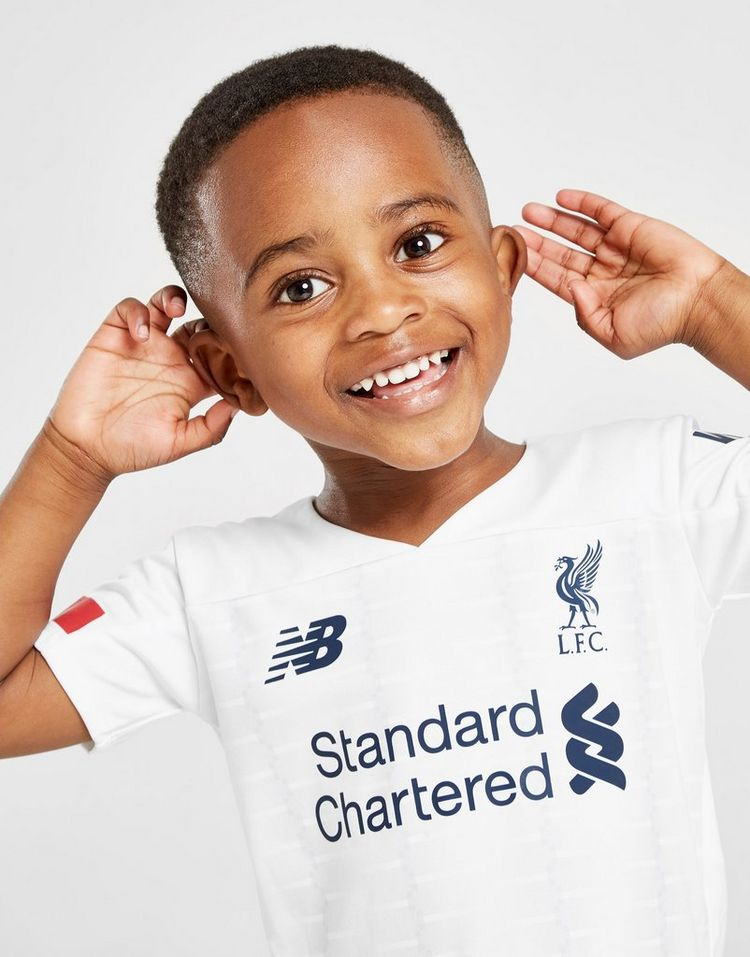 New Balance Liverpool FC 2019/20 Away Kit Baby's