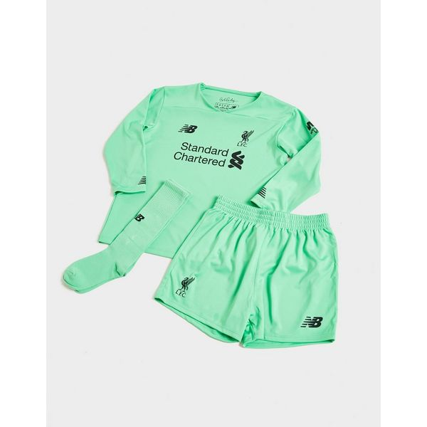 New Balance Liverpool FC 2019/20 Goalkeeper Away Kit Kinderen