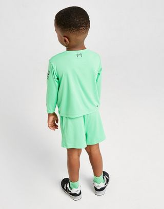 best sneakers dce87 934bc New Balance Liverpool FC 2019/20 Goalkeeper Away Kit Infant ...