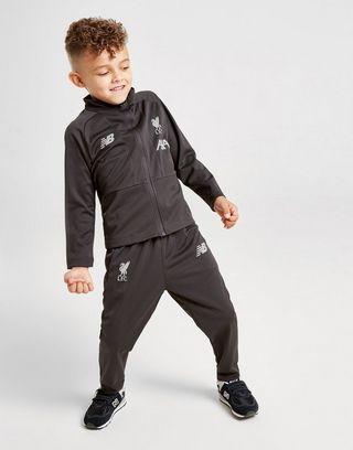 New Balance Liverpool FC Tracksuit Children