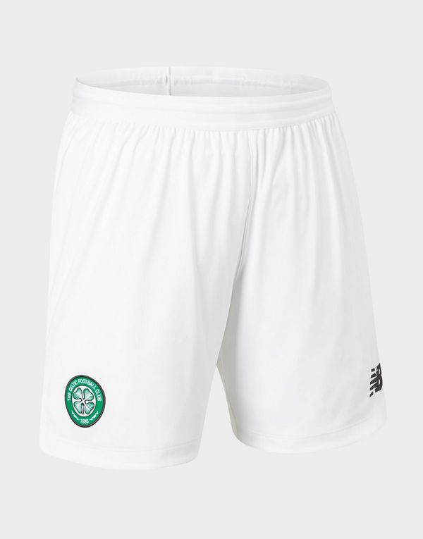 New Balance Celtic FC 2019 Home Shorts Junior