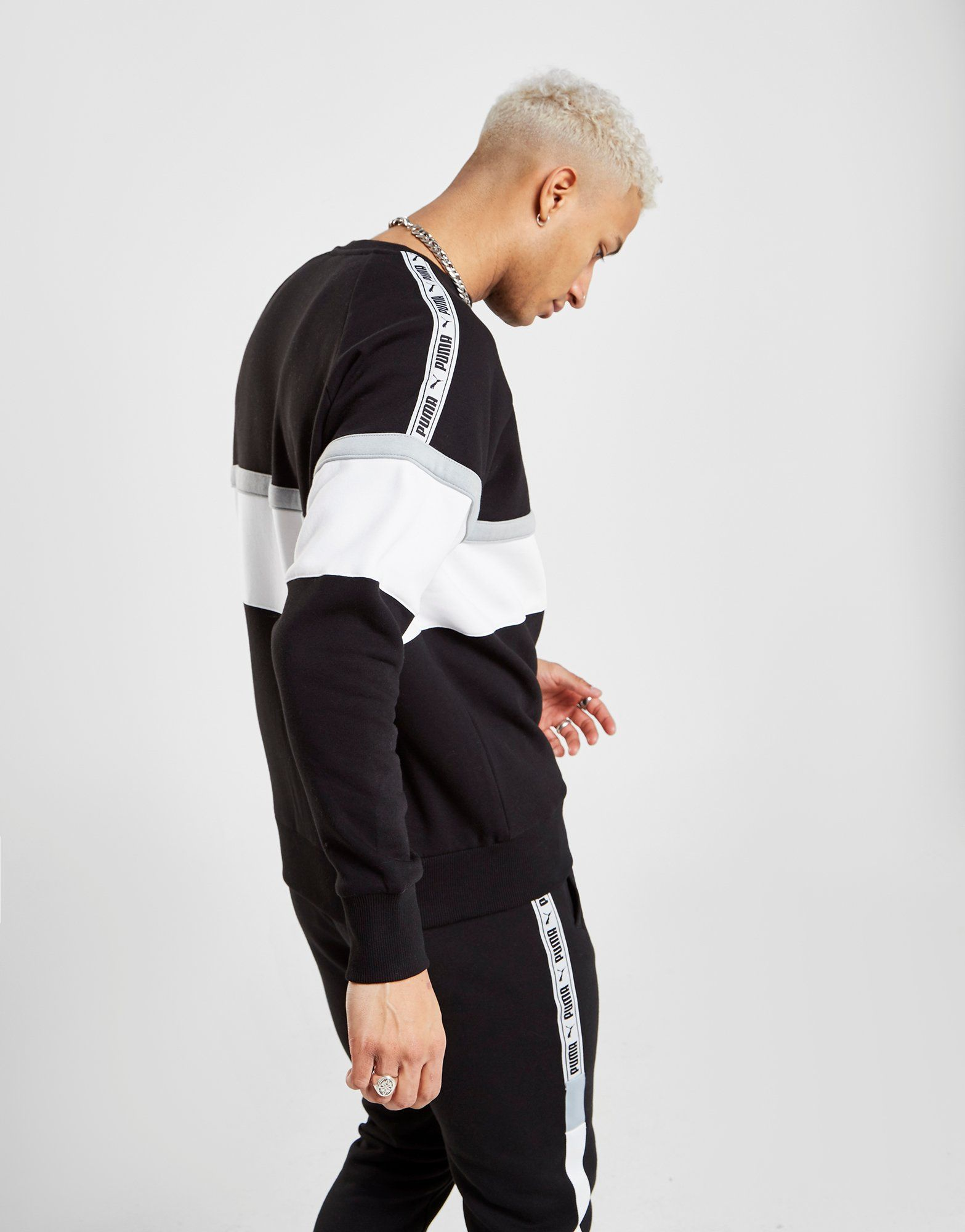 PUMA Sweat XTG Crew Homme