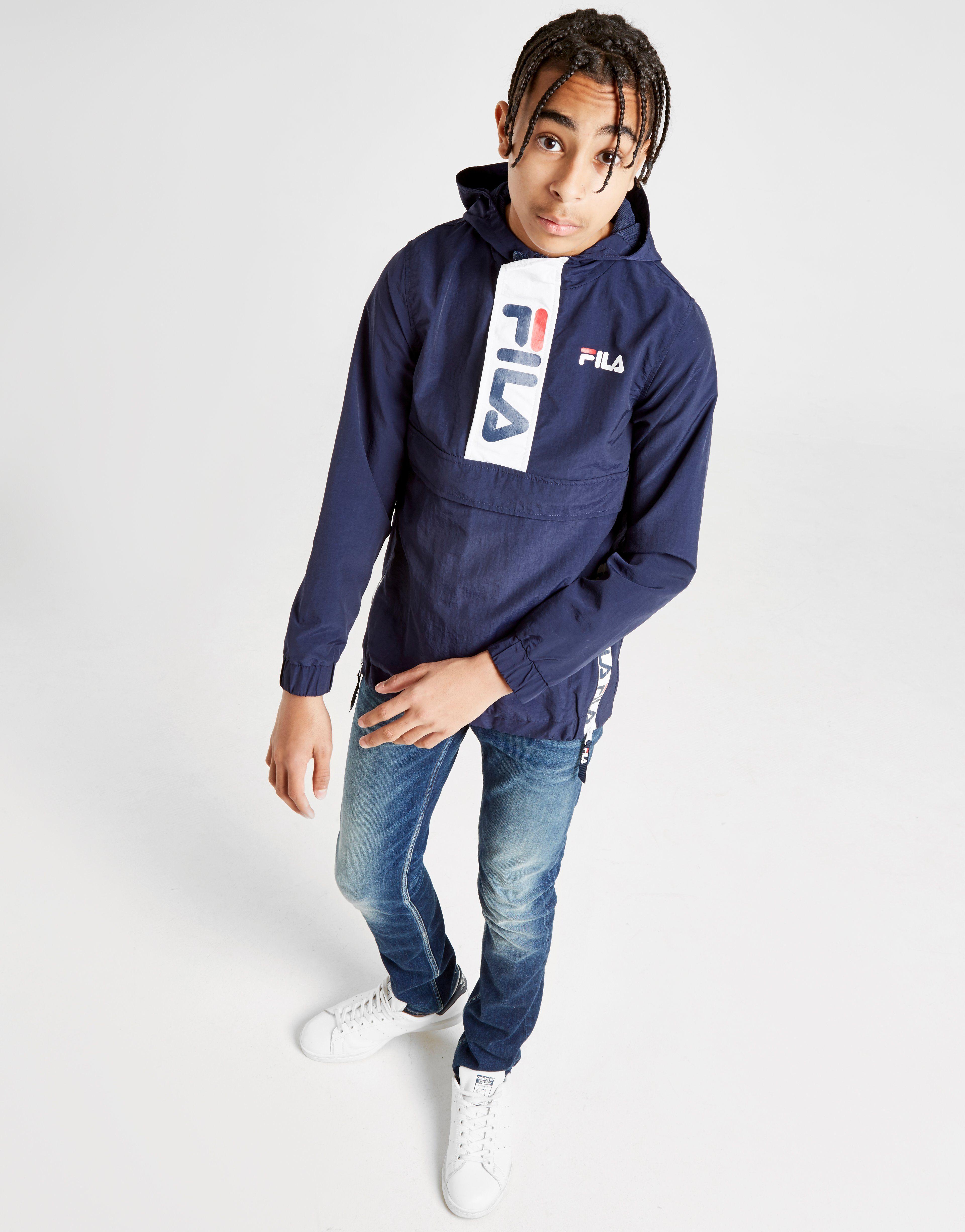 Fila Milo Jacket Junior