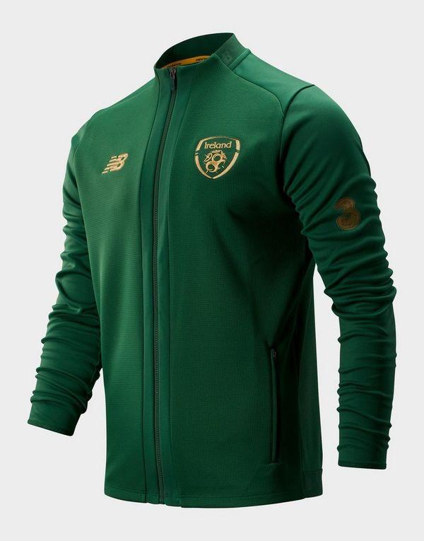 719146d7e489b New Balance Republic of Ireland Game Jacket | JD Sports Ireland