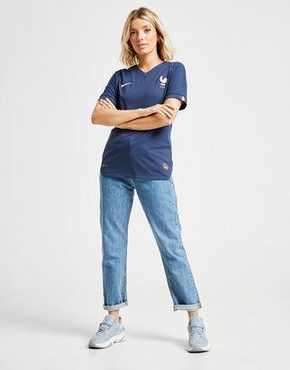 Nike France WWC 2019 Home Vapor Shirt Women's