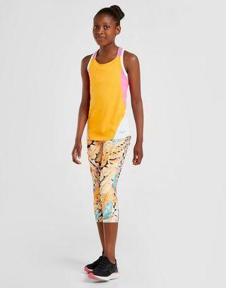 Nike Print Capri Leggins Damen