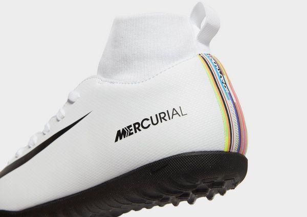 low priced 6927d b3cc3 Nike LVL Up Mercurial Superfly 6 Club TF Junior | JD Sports