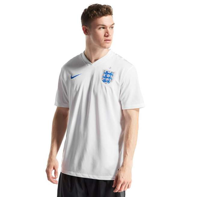 Nike England 2014 Stadium Home Shirt