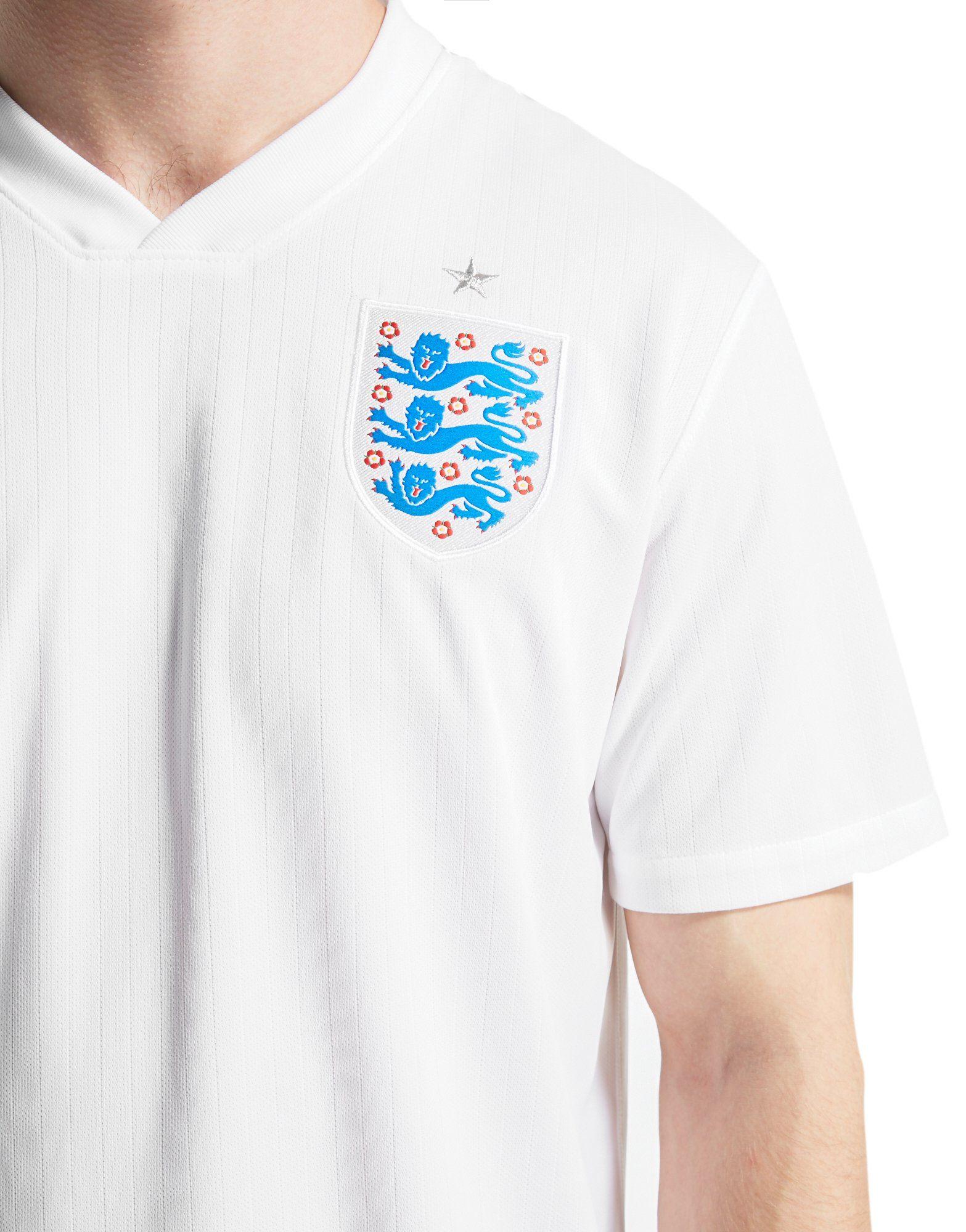 Nike England 2014 Stadium Home Shirt