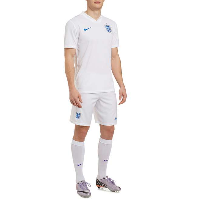 Nike England 2014 Home Shorts