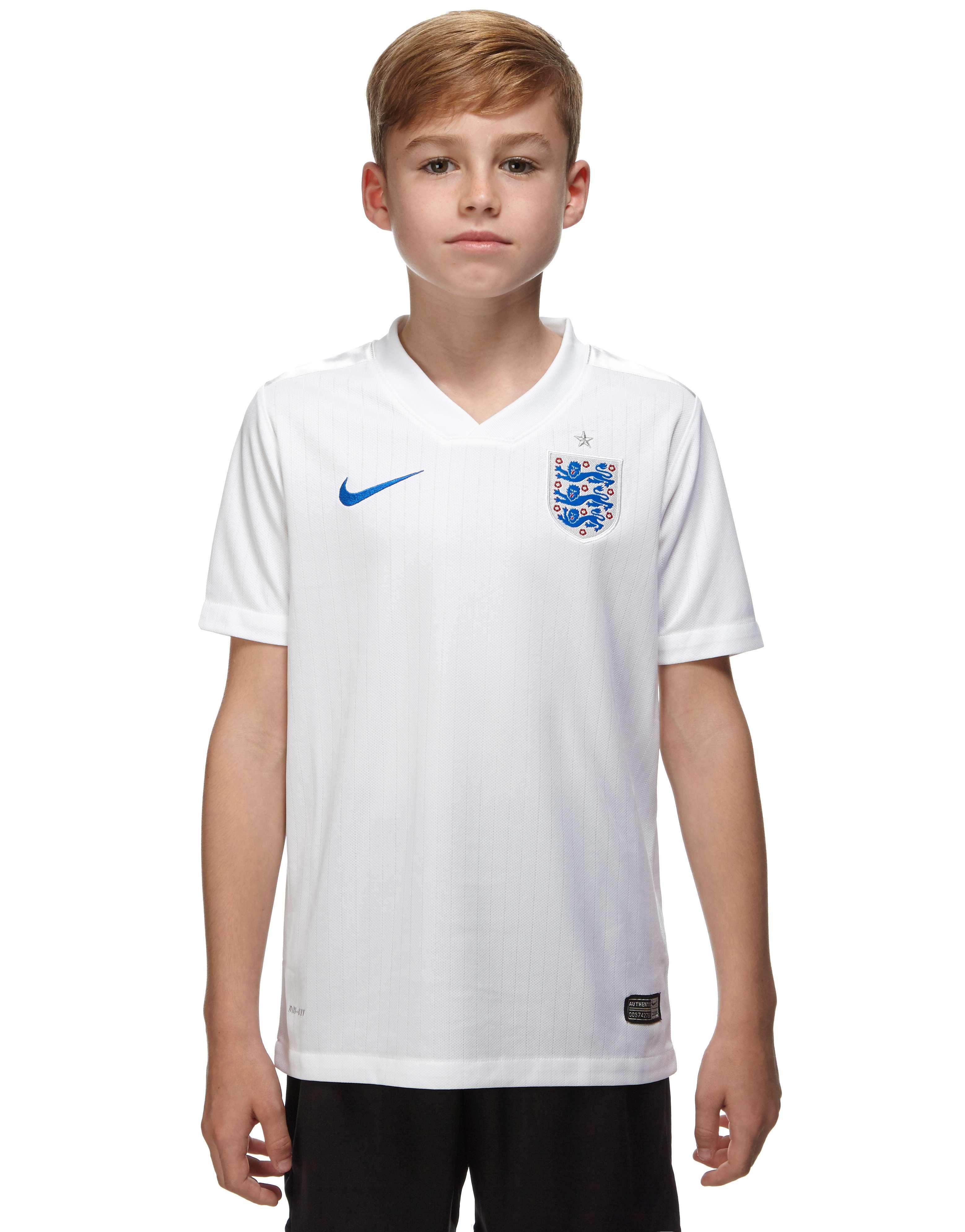 Nike England 2014 Junior Stadium Home Shirt