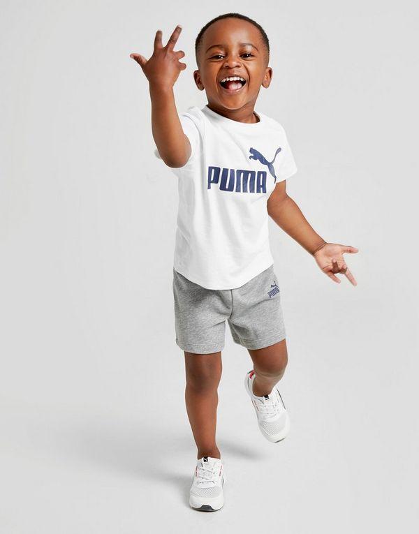 PUMA No.1 T-Shirt/Shorts Set Infant