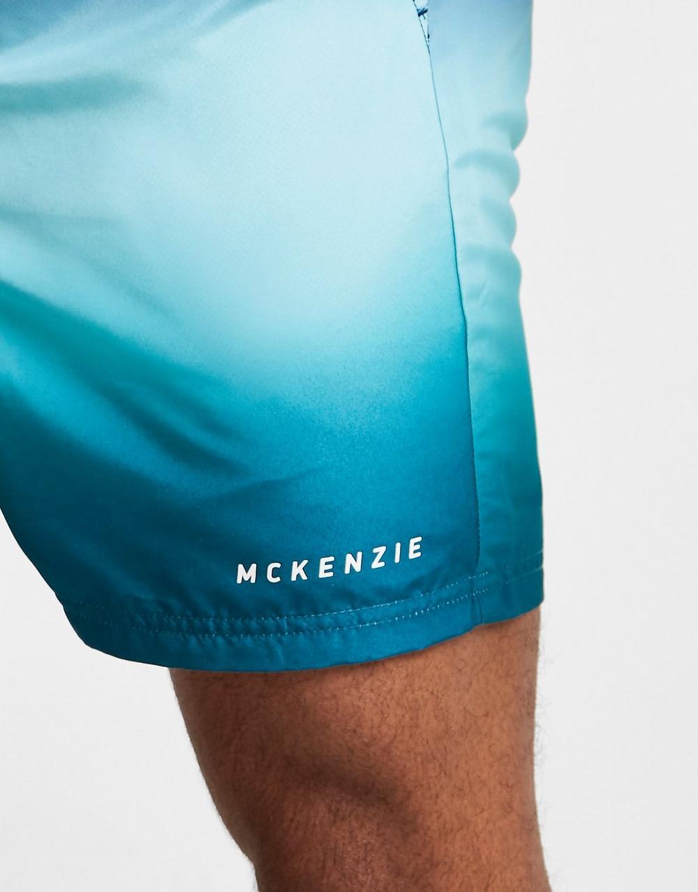 b010e4590b New McKenzie Men's Lowell Poly Fabric Swim Shorts | eBay