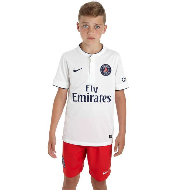 Nike Paris St Germain 2014 Junior Away Shirt