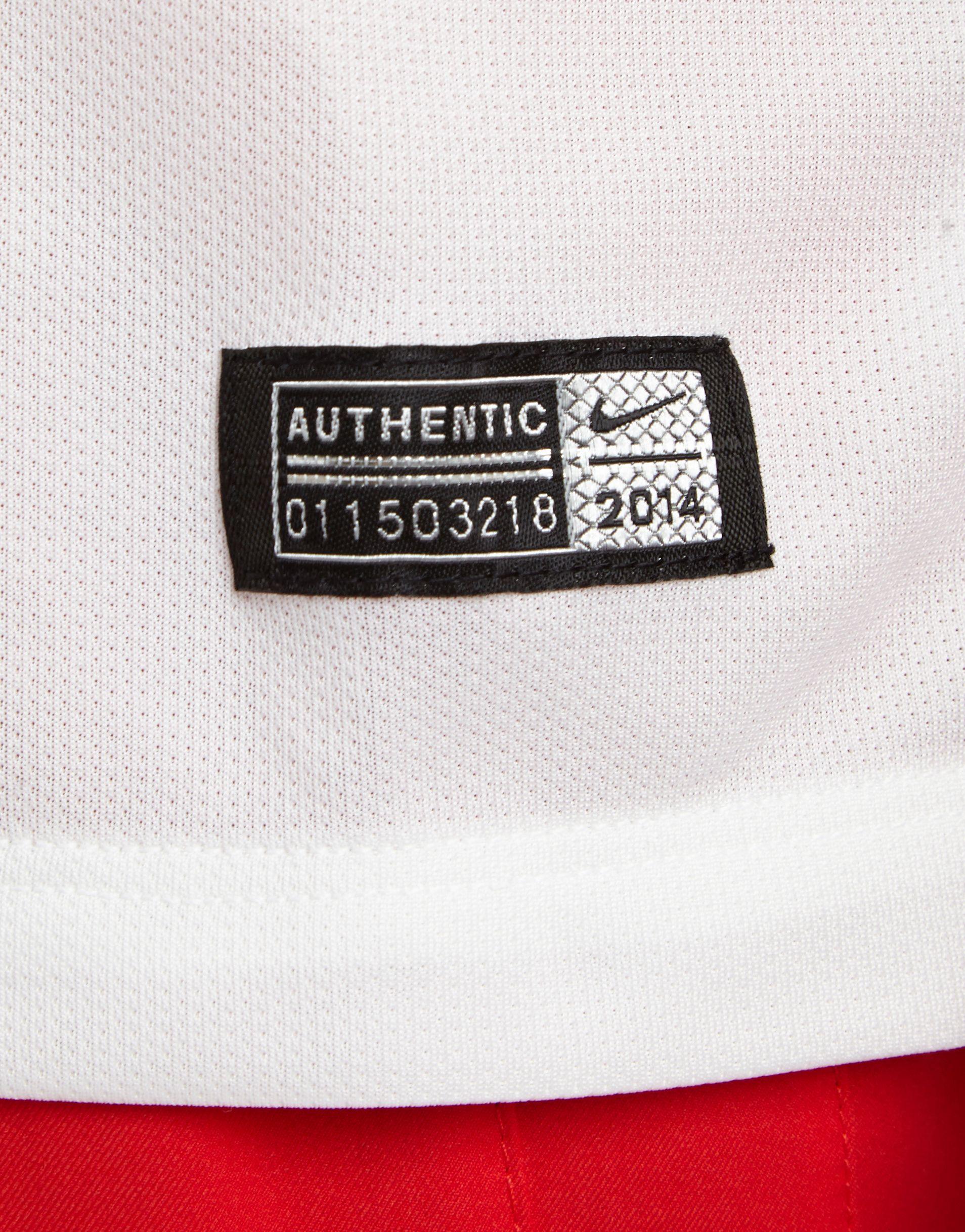 Nike Paris St Germain 2014 Junior Away Shirt