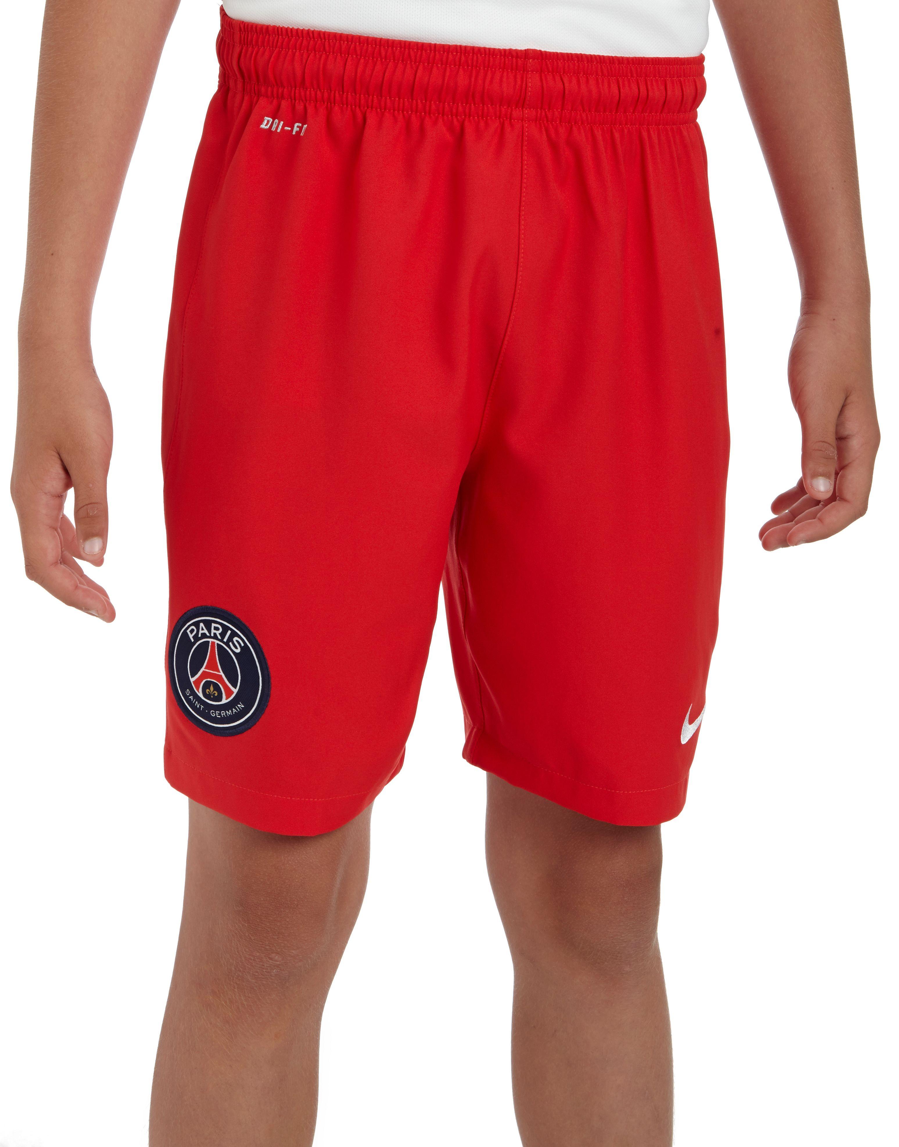 Nike Paris St Germain 2014 Junior Away Shorts