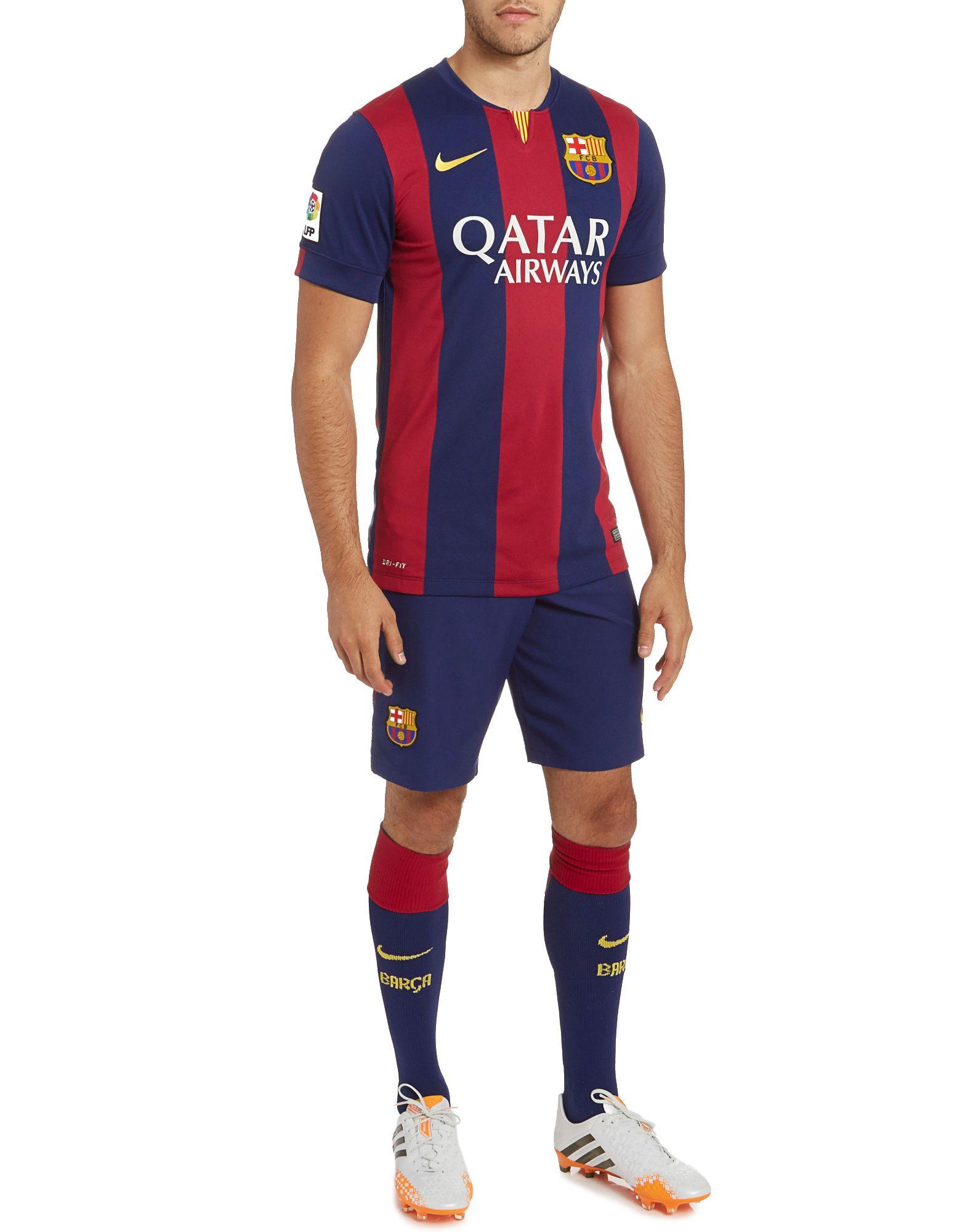 Nike Barcelona 2014 Home Shirt