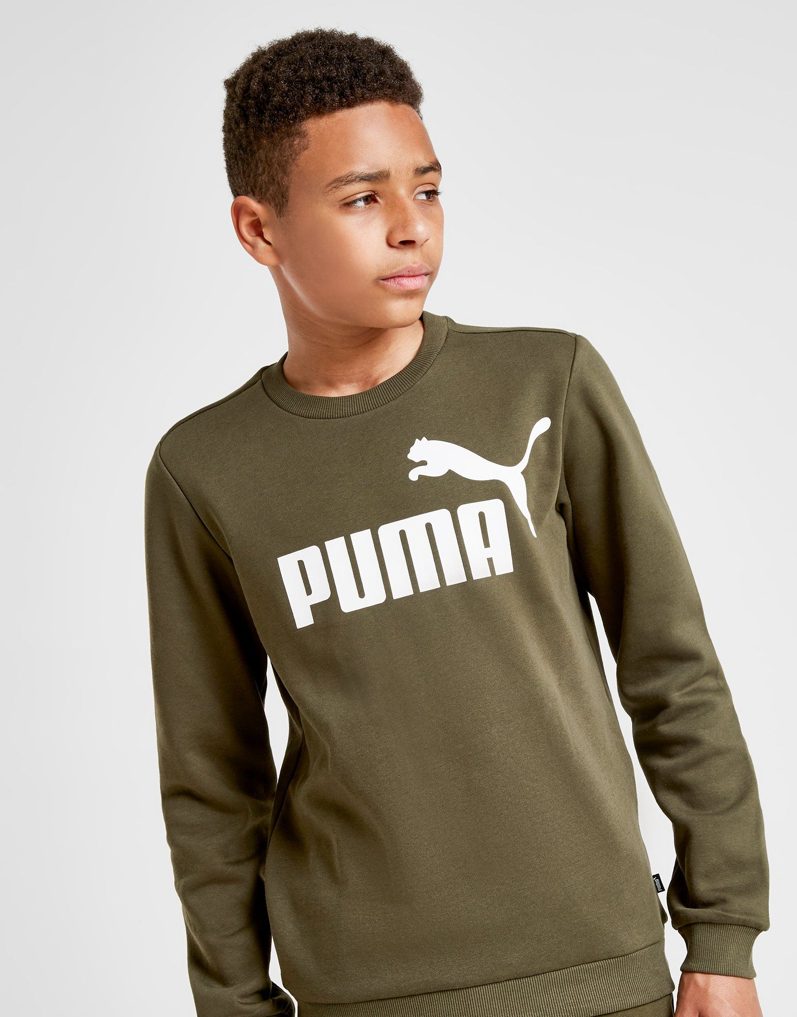 PUMA Sweat-shirt No1 Logo Crew Junior