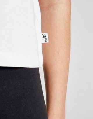 PUMA T-shirt Court Core Fille Junior