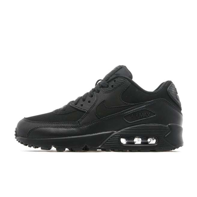 info for ee518 facdf chaussures nike air max 90 junior noire vue interieure