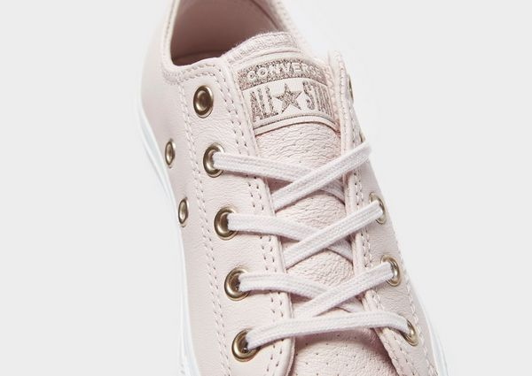 Converse All Star Ox Leather Kinderen