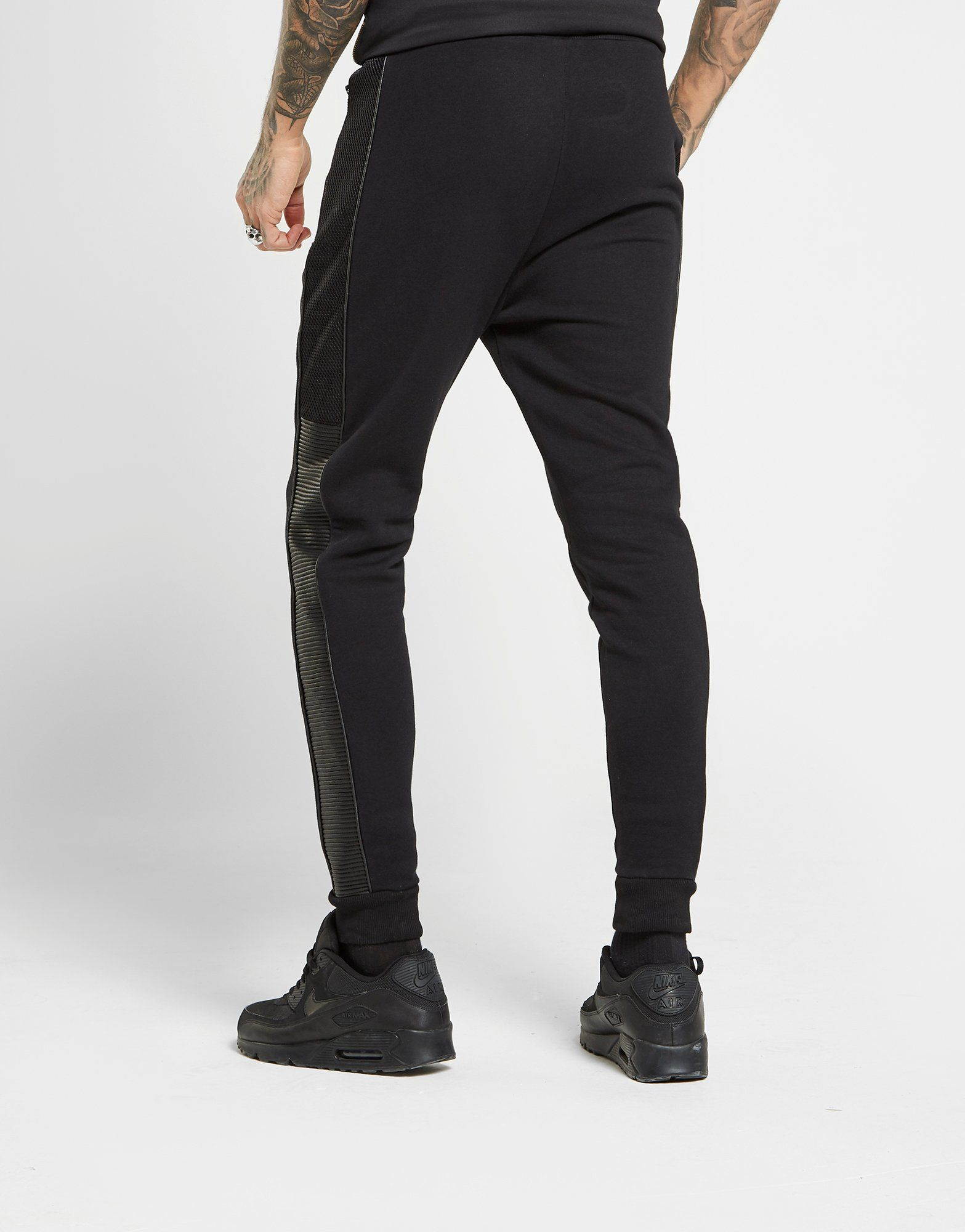 Supply & Demand Logan Loop Back Joggers