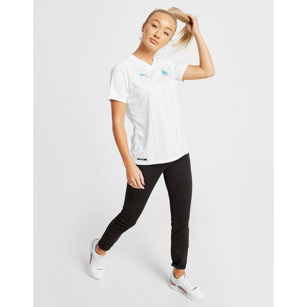 PUMA Olympique Marseille 2019/20 Home Shirt Women's