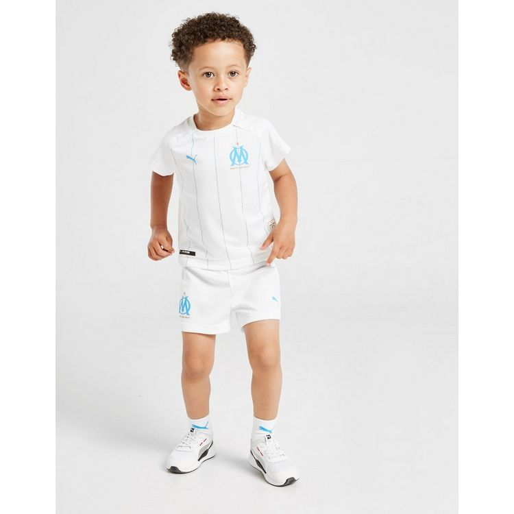 PUMA Olympique Marseille 2019/20 Home Kit Baby's