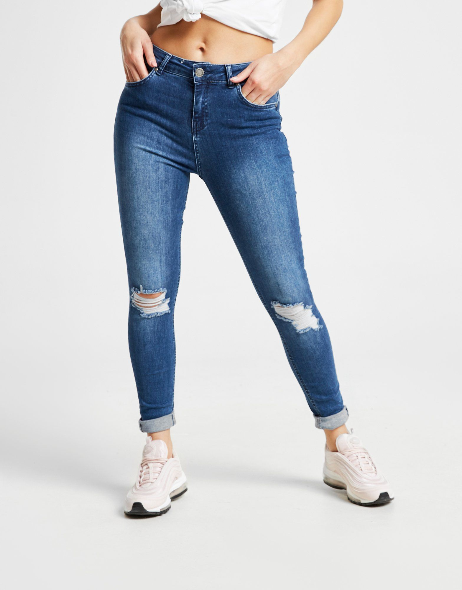 Supply & Demand SDNY High Waisted Jeans
