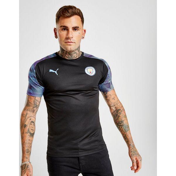 PUMA Manchester City FC Short Sleeve Training Shirt