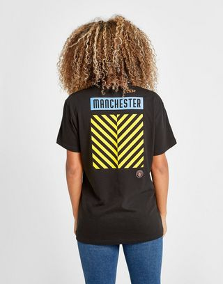 PUMA Manchester City FC Culture T-Shirt Damen