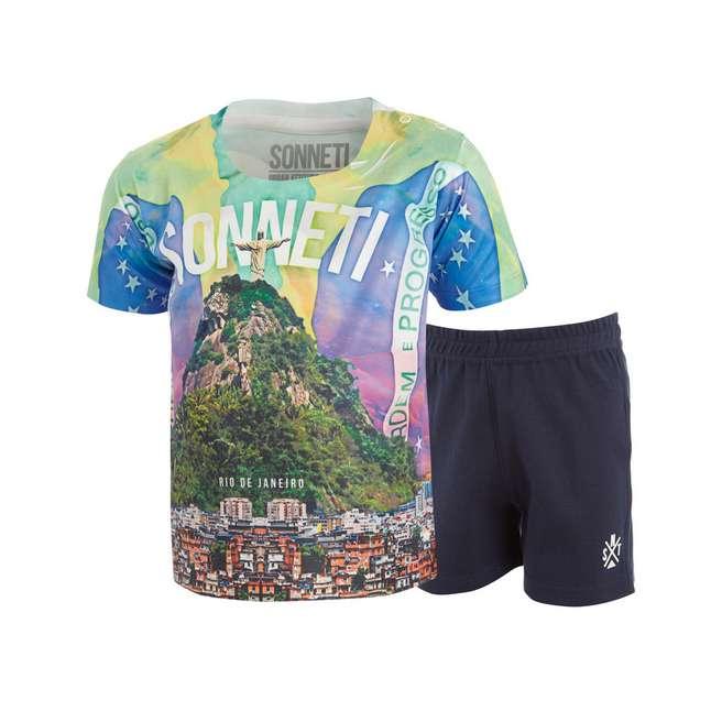 Sonneti Rio T-Shirt Shorts Set Infants