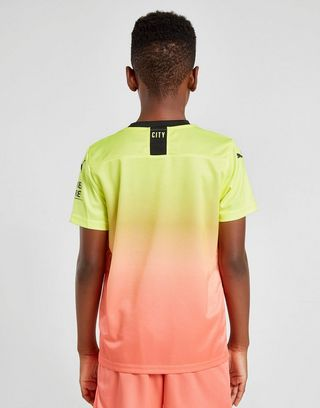 PUMA Manchester City FC 2019/20 Third Shirt Junior