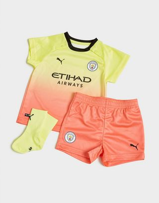 PUMA Manchester City FC 2019/20 Third Kit Baby