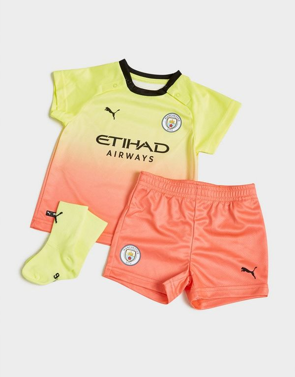 7a2e247015b PUMA Manchester City FC 2019/20 Third Kit Infant