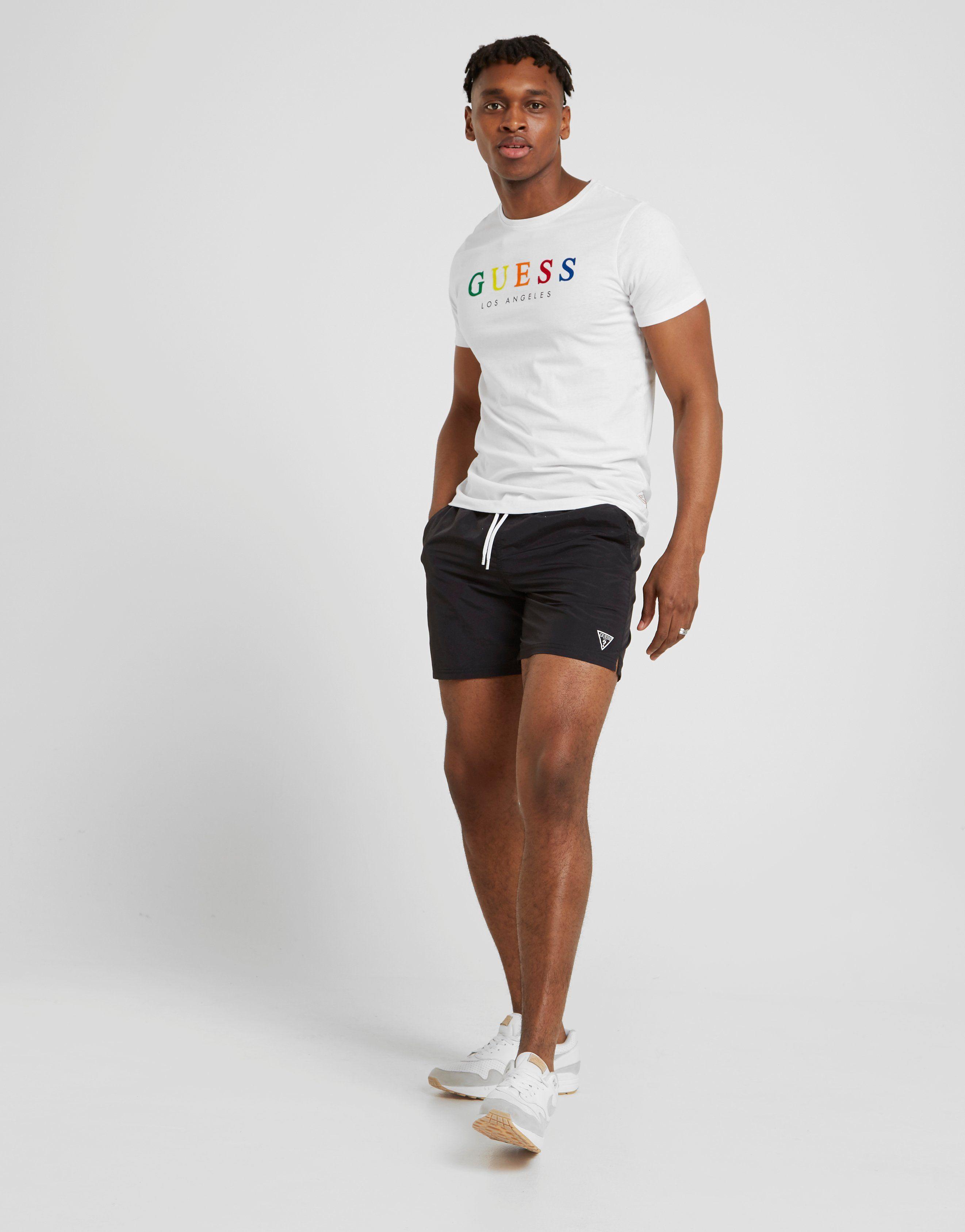 GUESS Core Swim Shorts