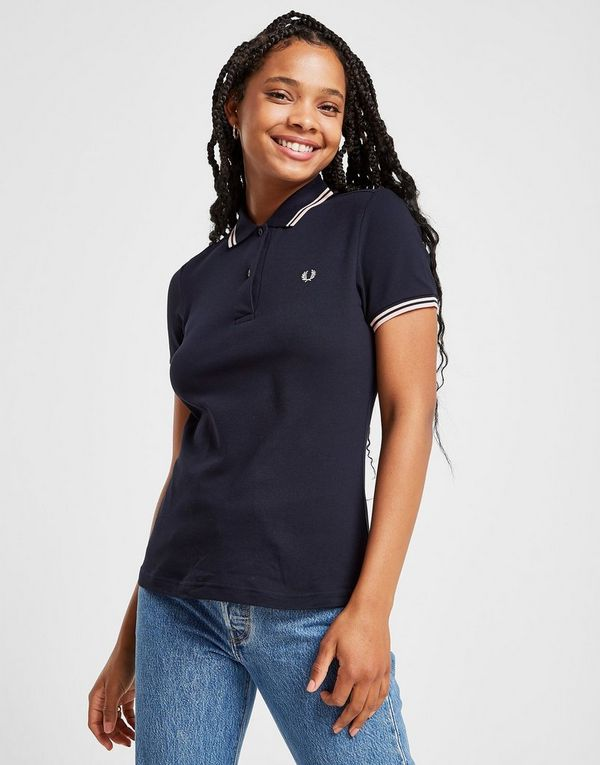 FemmeJd Sports Fred Tipped Perry Polo IgmYyb7f6v