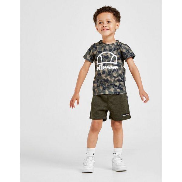 Ellesse Abica T-Shirt/Shorts Set Baby's