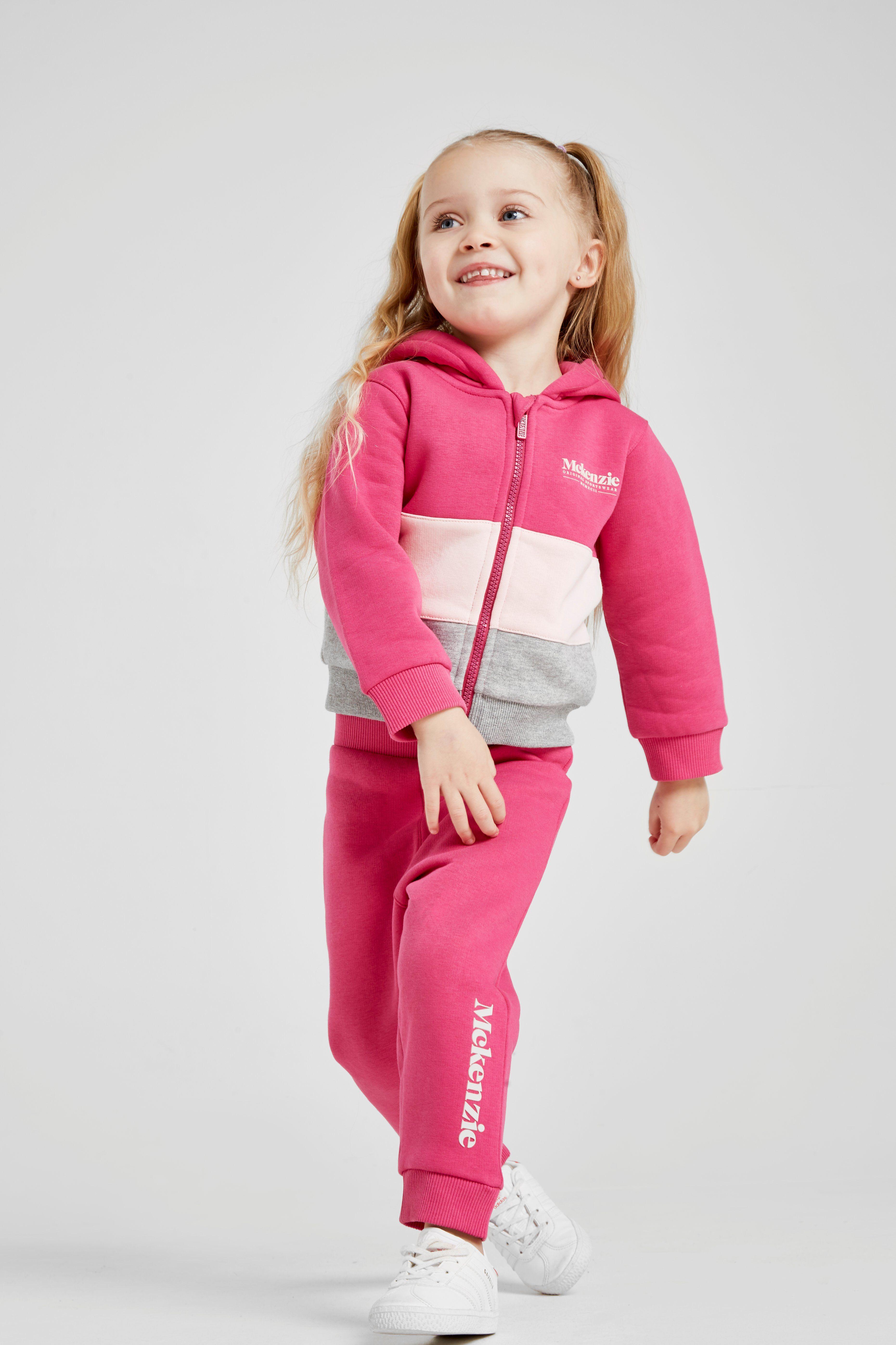 McKenzie Survêtement Girls' Micro Binx Bébé