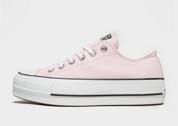8371ddb2a1d Converse All Star Lift Ox Platform Women s