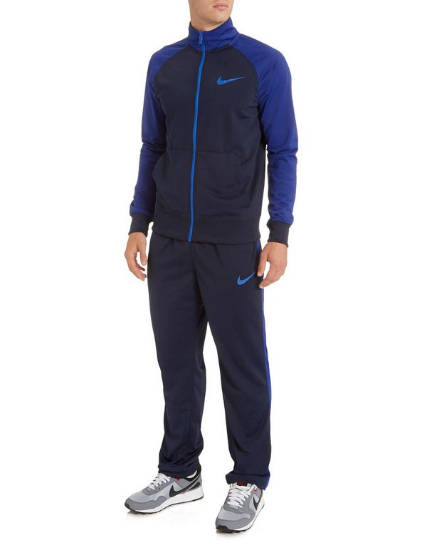 Nike Poly Warm Up Tracksuit